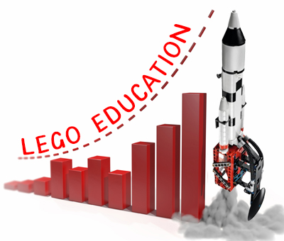 Популярный LEGO Education!